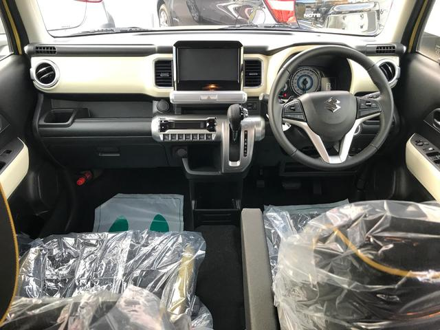 ハイブリッドMZ シートヒーター付き 禁煙車 登録済未使用車(9枚目)