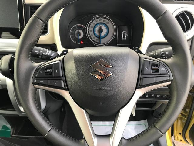 ハイブリッドMZ シートヒーター付き 禁煙車 登録済未使用車(15枚目)