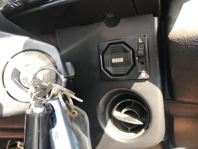 Gリミテッド スーパーチャージャー 全塗装済み・社外15インチAW・社外エアロ・HKSマフラー&エアクリーナー・社外ハンドル・パワーウィンドウ・エアコン・5速マニュアル(21枚目)