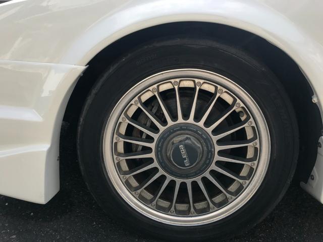 Gリミテッド スーパーチャージャー 全塗装済み・社外15インチAW・社外エアロ・HKSマフラー&エアクリーナー・社外ハンドル・パワーウィンドウ・エアコン・5速マニュアル(29枚目)