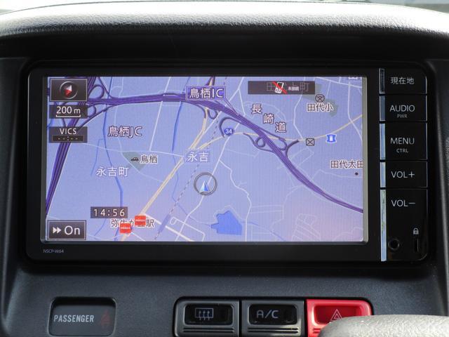 DX 低床 両側スライドドア SDナビ ワンセグTV Bluetooth CD ETC タイミングチェーン(19枚目)