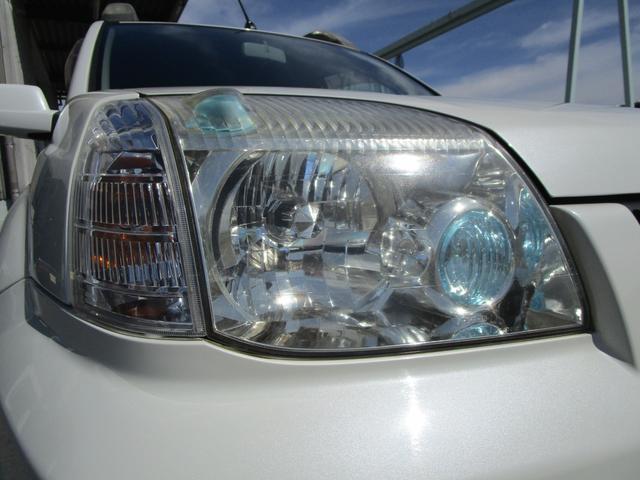 X 4WD 後期 防水レザーシート SDナビ ワンセグTV CD ETC スマートキー 電動格納ミラー 純正17インチアルミホイール シートヒーター フォグランプ タイミングチェーン PWウィンドウ(21枚目)
