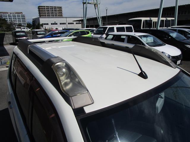 X 4WD 後期 防水レザーシート SDナビ ワンセグTV CD ETC スマートキー 電動格納ミラー 純正17インチアルミホイール シートヒーター フォグランプ タイミングチェーン PWウィンドウ(26枚目)
