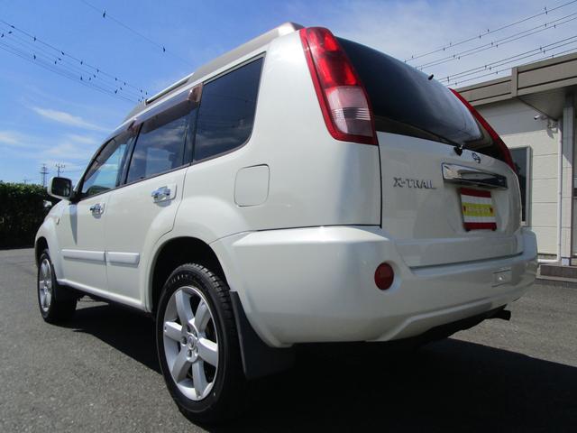X 4WD 後期 防水レザーシート SDナビ ワンセグTV CD ETC スマートキー 電動格納ミラー 純正17インチアルミホイール シートヒーター フォグランプ タイミングチェーン PWウィンドウ(31枚目)