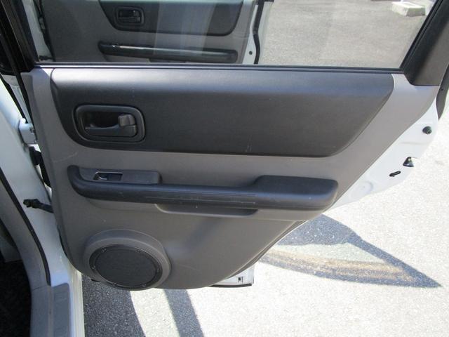 X 4WD 後期 防水レザーシート SDナビ ワンセグTV CD ETC スマートキー 電動格納ミラー 純正17インチアルミホイール シートヒーター フォグランプ タイミングチェーン PWウィンドウ(46枚目)