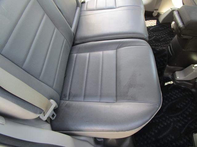 X 4WD 後期 防水レザーシート SDナビ ワンセグTV CD ETC スマートキー 電動格納ミラー 純正17インチアルミホイール シートヒーター フォグランプ タイミングチェーン PWウィンドウ(48枚目)