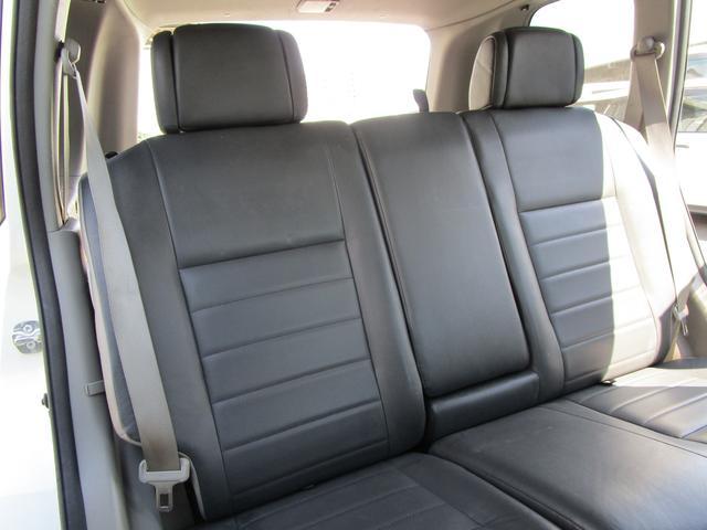 X 4WD 後期 防水レザーシート SDナビ ワンセグTV CD ETC スマートキー 電動格納ミラー 純正17インチアルミホイール シートヒーター フォグランプ タイミングチェーン PWウィンドウ(49枚目)