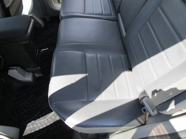 X 4WD 後期 防水レザーシート SDナビ ワンセグTV CD ETC スマートキー 電動格納ミラー 純正17インチアルミホイール シートヒーター フォグランプ タイミングチェーン PWウィンドウ(52枚目)