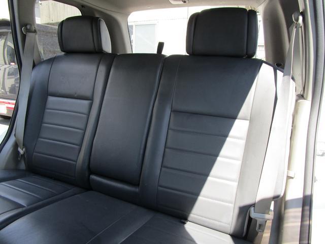 X 4WD 後期 防水レザーシート SDナビ ワンセグTV CD ETC スマートキー 電動格納ミラー 純正17インチアルミホイール シートヒーター フォグランプ タイミングチェーン PWウィンドウ(53枚目)