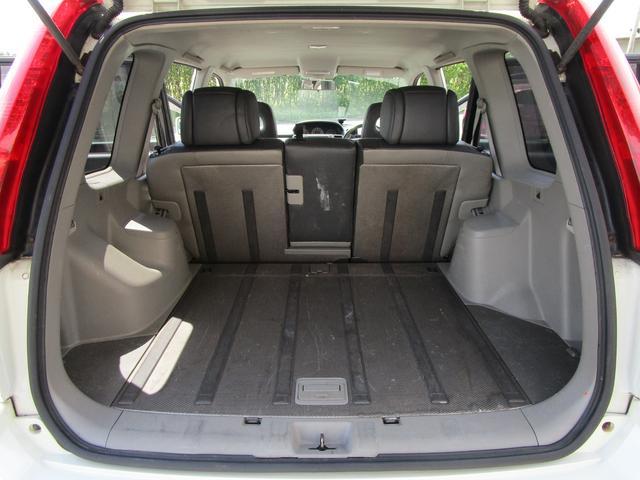 X 4WD 後期 防水レザーシート SDナビ ワンセグTV CD ETC スマートキー 電動格納ミラー 純正17インチアルミホイール シートヒーター フォグランプ タイミングチェーン PWウィンドウ(61枚目)