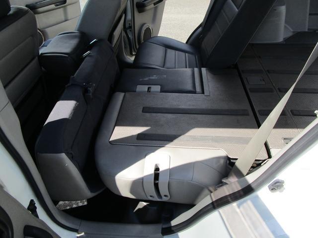 X 4WD 後期 防水レザーシート SDナビ ワンセグTV CD ETC スマートキー 電動格納ミラー 純正17インチアルミホイール シートヒーター フォグランプ タイミングチェーン PWウィンドウ(62枚目)