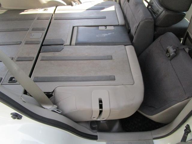 X 4WD 後期 防水レザーシート SDナビ ワンセグTV CD ETC スマートキー 電動格納ミラー 純正17インチアルミホイール シートヒーター フォグランプ タイミングチェーン PWウィンドウ(63枚目)