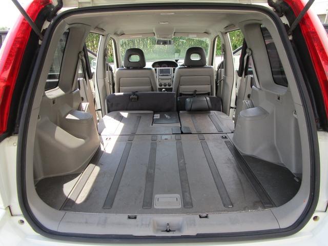 X 4WD 後期 防水レザーシート SDナビ ワンセグTV CD ETC スマートキー 電動格納ミラー 純正17インチアルミホイール シートヒーター フォグランプ タイミングチェーン PWウィンドウ(64枚目)