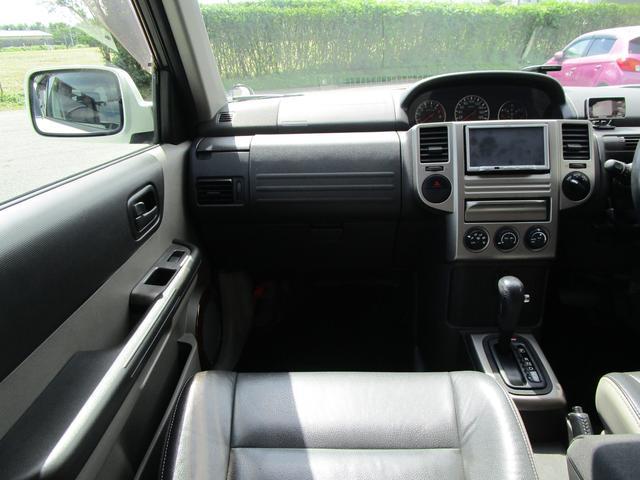 X 4WD 後期 防水レザーシート SDナビ ワンセグTV CD ETC スマートキー 電動格納ミラー 純正17インチアルミホイール シートヒーター フォグランプ タイミングチェーン PWウィンドウ(67枚目)