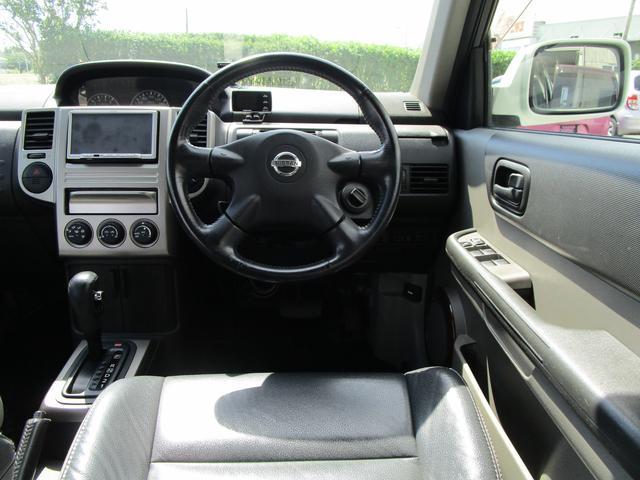 X 4WD 後期 防水レザーシート SDナビ ワンセグTV CD ETC スマートキー 電動格納ミラー 純正17インチアルミホイール シートヒーター フォグランプ タイミングチェーン PWウィンドウ(69枚目)