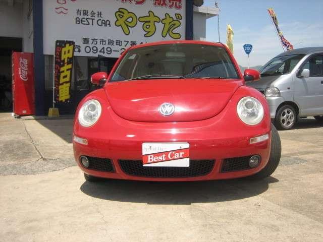 「フォルクスワーゲン」「VW ニュービートル」「クーペ」「福岡県」の中古車2