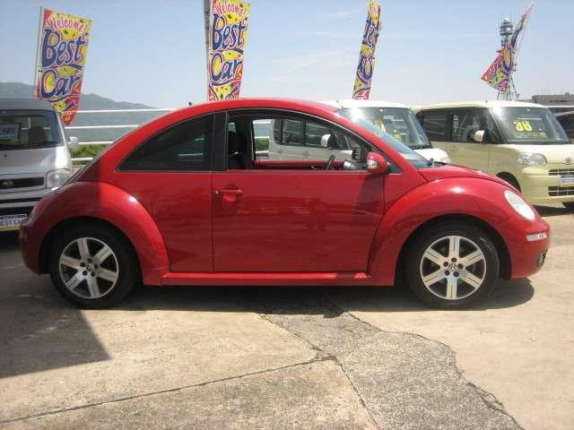 「フォルクスワーゲン」「VW ニュービートル」「クーペ」「福岡県」の中古車4