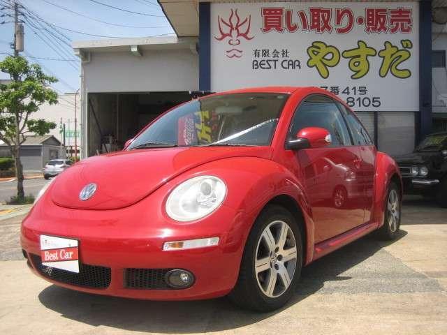「フォルクスワーゲン」「VW ニュービートル」「クーペ」「福岡県」の中古車6