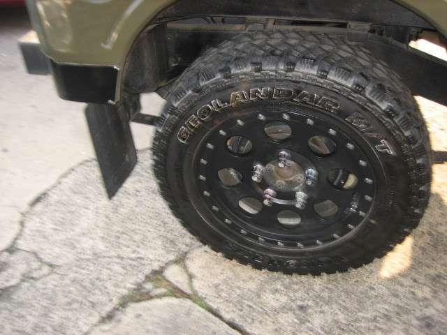 ワイルドウインドリミテッド 4WD レザー調シートカバー社外(3枚目)
