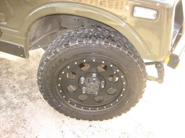 ワイルドウインドリミテッド 4WD レザー調シートカバー社外(6枚目)