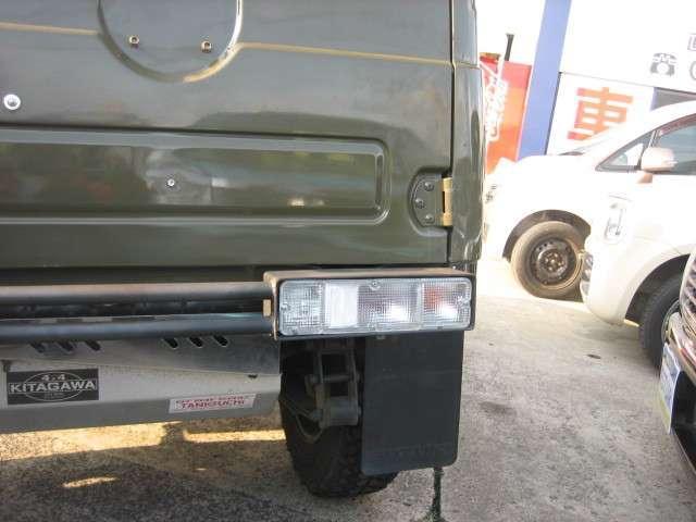 ワイルドウインドリミテッド 4WD レザー調シートカバー社外(7枚目)