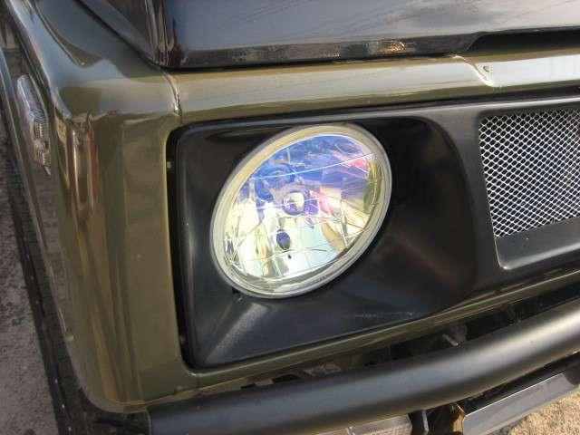 ワイルドウインドリミテッド 4WD レザー調シートカバー社外(20枚目)