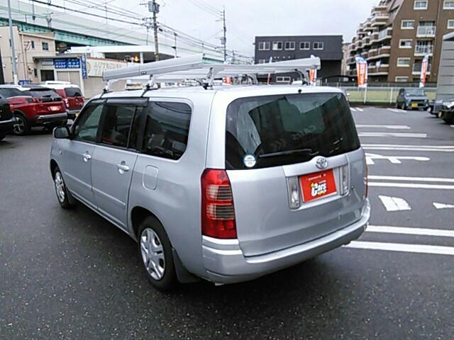 「トヨタ」「サクシードワゴン」「ステーションワゴン」「福岡県」の中古車3