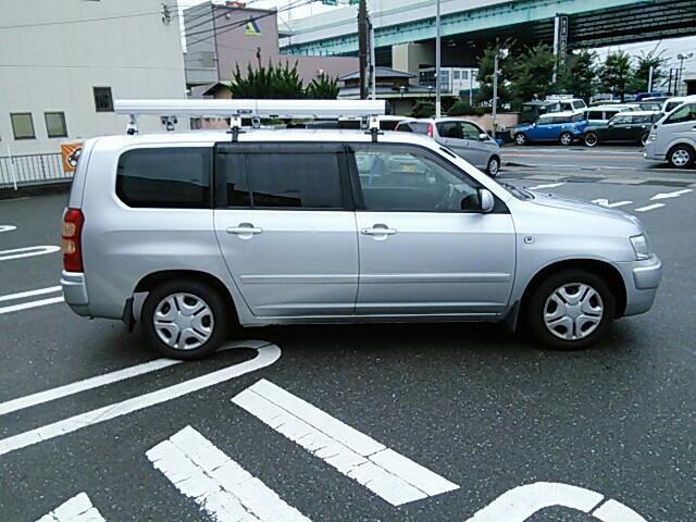 「トヨタ」「サクシードワゴン」「ステーションワゴン」「福岡県」の中古車6