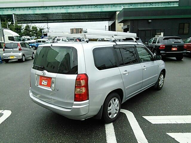 「トヨタ」「サクシードワゴン」「ステーションワゴン」「福岡県」の中古車7