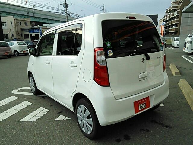 「スズキ」「ワゴンR」「軽自動車」「福岡県」の中古車3