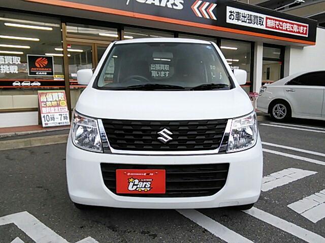 「スズキ」「ワゴンR」「軽自動車」「福岡県」の中古車4