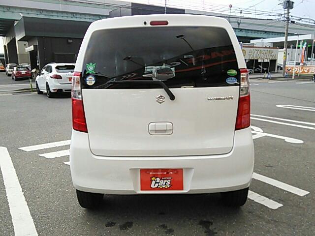 「スズキ」「ワゴンR」「軽自動車」「福岡県」の中古車5