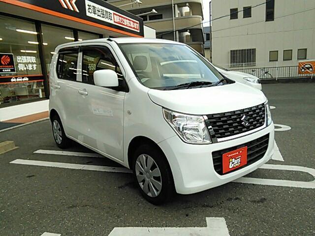 「スズキ」「ワゴンR」「軽自動車」「福岡県」の中古車6