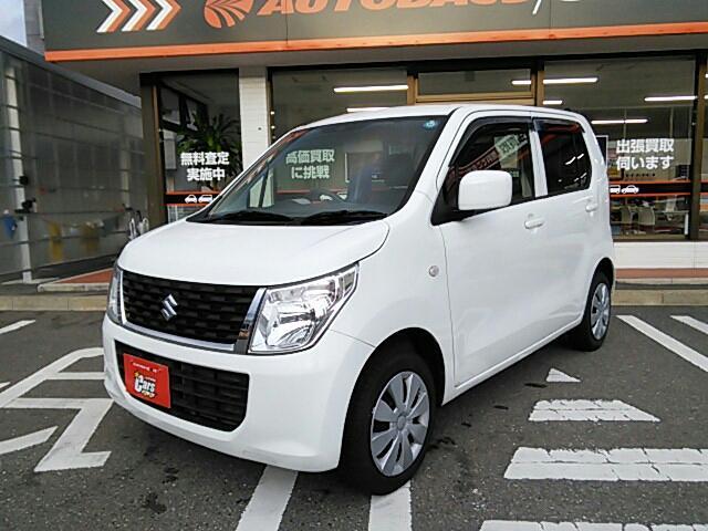 「スズキ」「ワゴンR」「軽自動車」「福岡県」の中古車7
