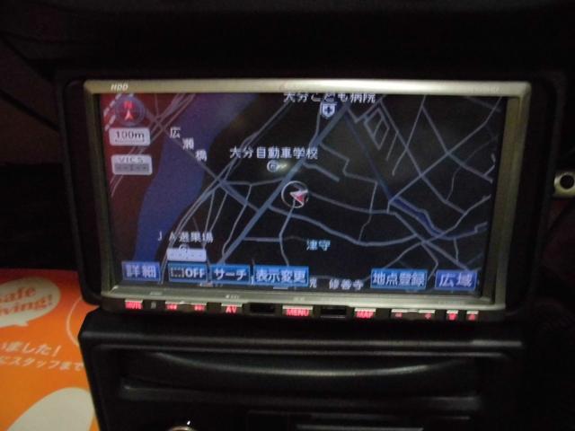 Sエディション エアロ 社外HDDナビ 18アルミ ETC(18枚目)