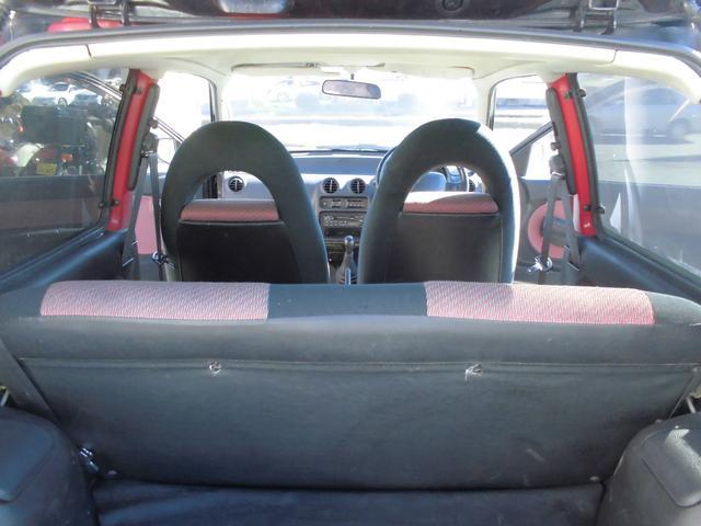 RX-R TRUSTマフラー 社外14アルミ ローダウン車(6枚目)