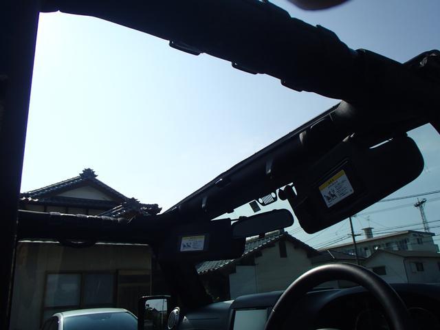 サハラ オープン リフトアップ ワンオーナー ナビ Bカメラ(13枚目)