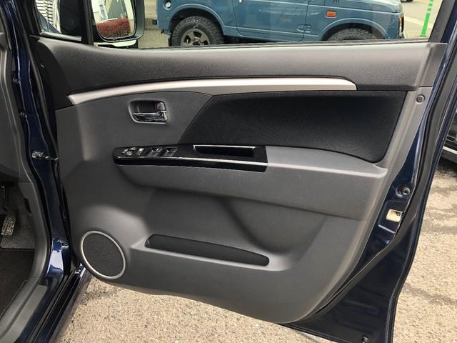 運転席ドア内装