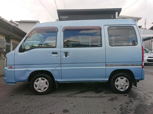 「スバル」「サンバーバン」「軽自動車」「福岡県」の中古車3