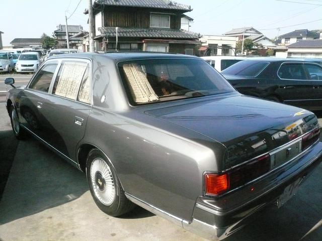 「トヨタ」「センチュリー」「セダン」「福岡県」の中古車5