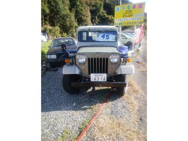 「三菱」「ジープ」「SUV・クロカン」「福岡県」の中古車2