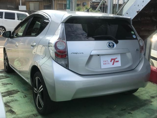 「トヨタ」「アクア」「コンパクトカー」「長崎県」の中古車6