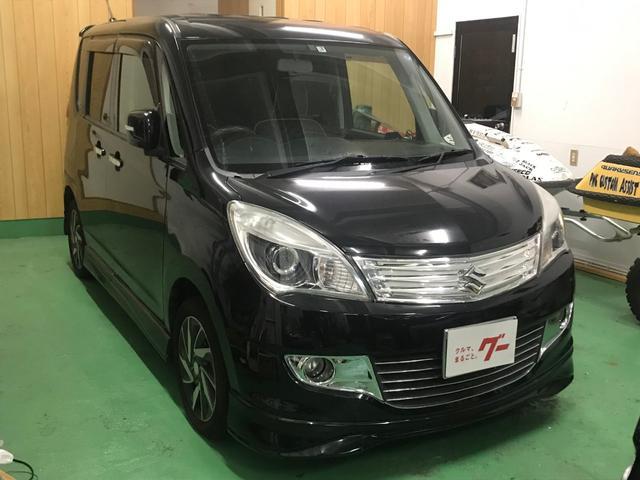「スズキ」「ソリオ」「ミニバン・ワンボックス」「長崎県」の中古車2