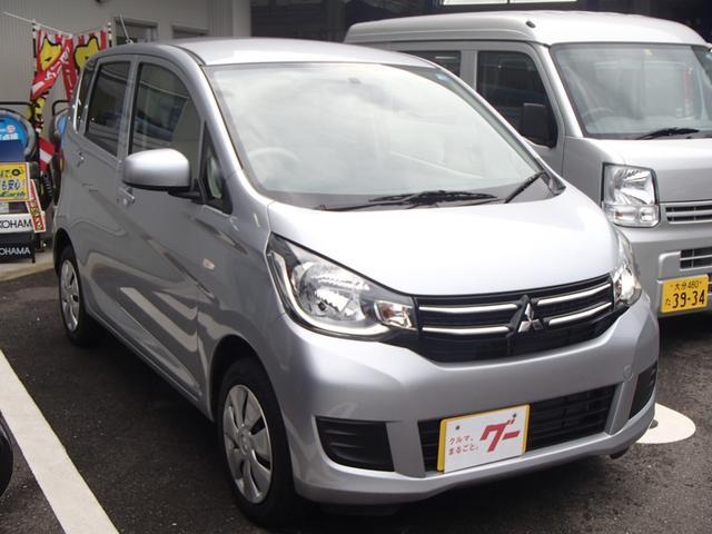 「三菱」「eKワゴン」「コンパクトカー」「大分県」の中古車3