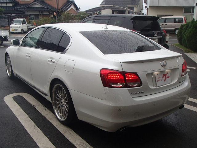 「レクサス」「GS」「セダン」「大分県」の中古車8