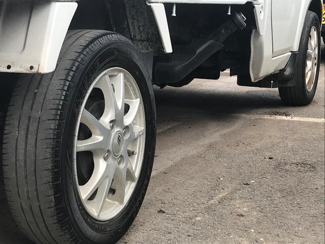 KU 荷台塗装済 5速MT 三方開 2WD 社外13AW(11枚目)