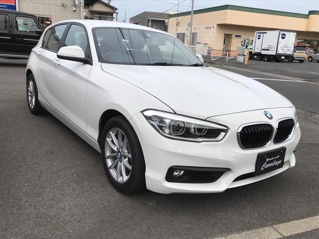 「BMW」「1シリーズ」「コンパクトカー」「大分県」の中古車3