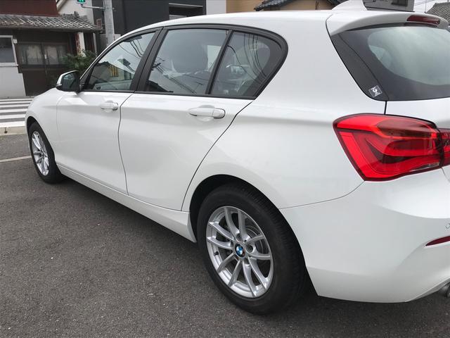 「BMW」「1シリーズ」「コンパクトカー」「大分県」の中古車9