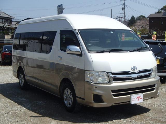 「トヨタ」「ハイエース」「ミニバン・ワンボックス」「大分県」の中古車4