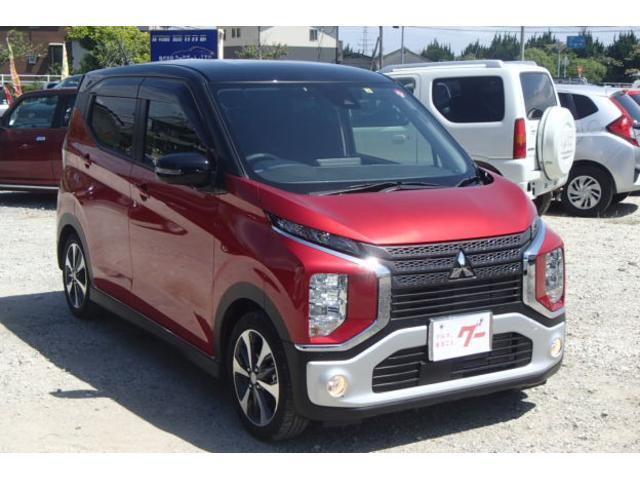 「三菱」「eKクロス」「コンパクトカー」「大分県」の中古車4